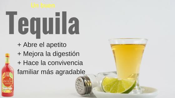 Un buen tequila